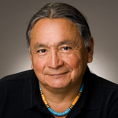 Decorative hero image for Michael E. Bird: Former APHA president dedicated to closing the healthcare gap for Native Americans page.