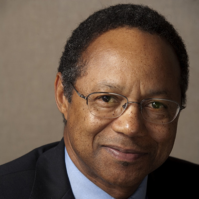Decorative hero image for A. Eugene Washington: Illustrious chancellor and CEO who has shaped national health policy and transformed health care practice page.